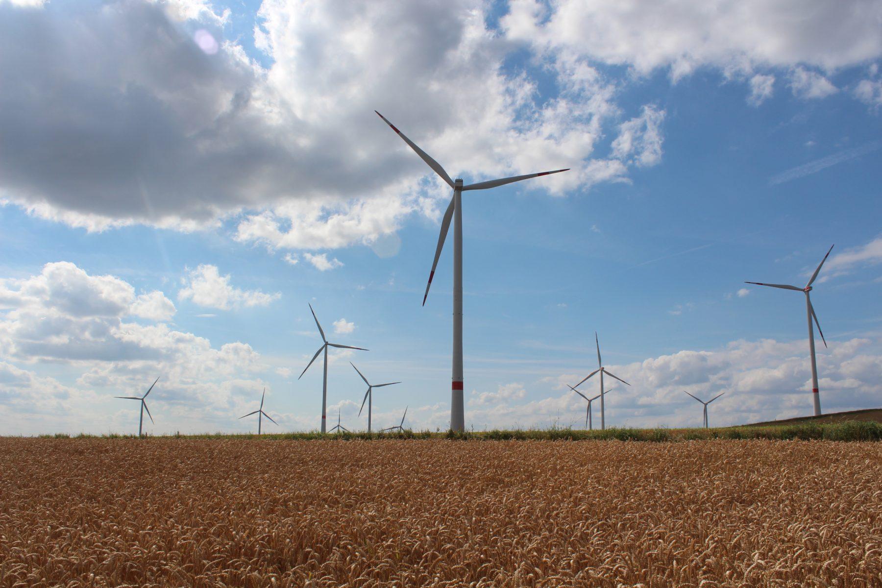 Windenergieanlagen Unkenbach