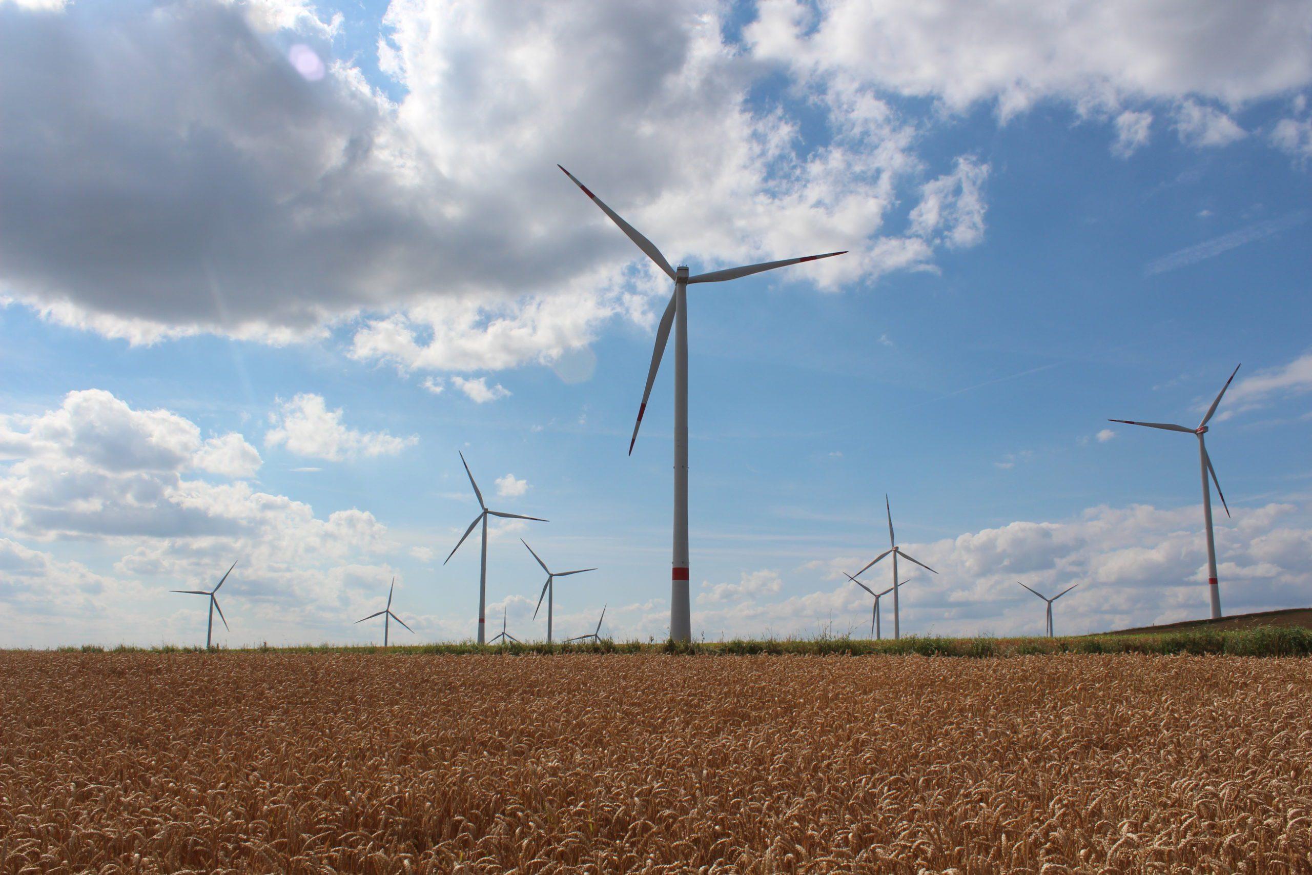 Windenergieanlagen Nußbach (Onshore-Windkraft)