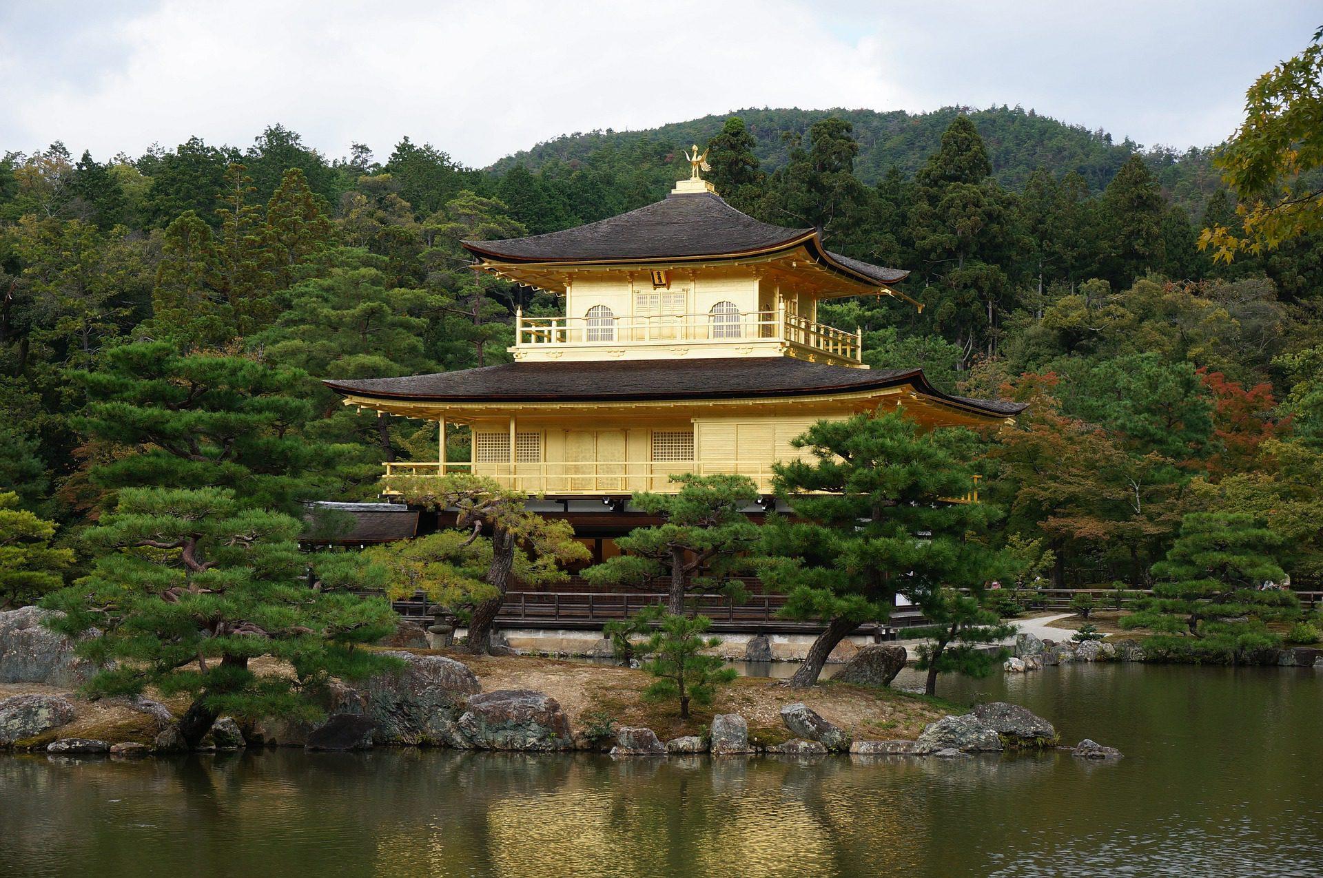 Das Kyoto-Protokoll wurde in der japanischen Stadt Kyoto beschlossen.