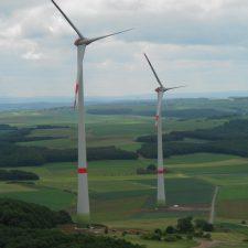 Windenergieanlagen Nussbach