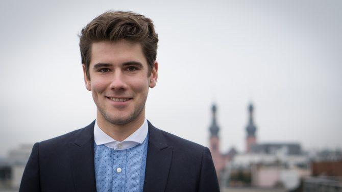 Felix Schwickert – Studentischer Mitarbeiter