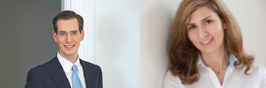 Porträt der beiden Gesellschafter der Emittentin von ENERGIEZINS