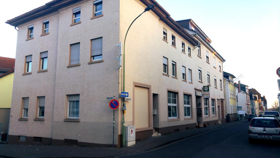 Gebäude in Friedberg