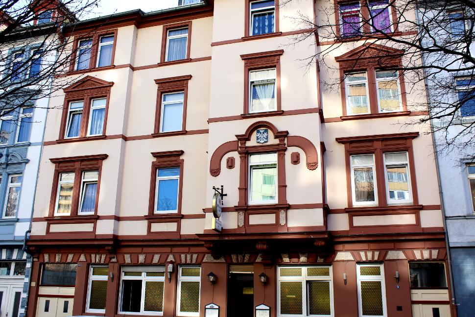 Gebäude in Offenbach