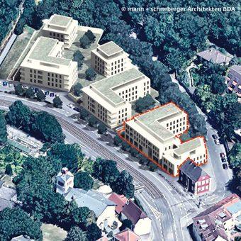 Quartier An Den Römersteinen – VORANKÜNDIGUNG