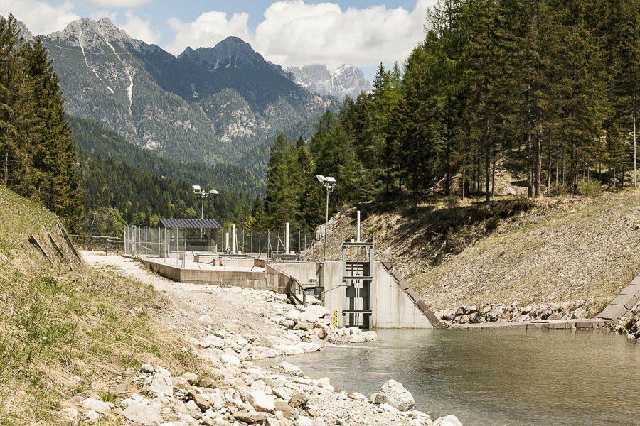 Wasserkraftwerk Rite Alto