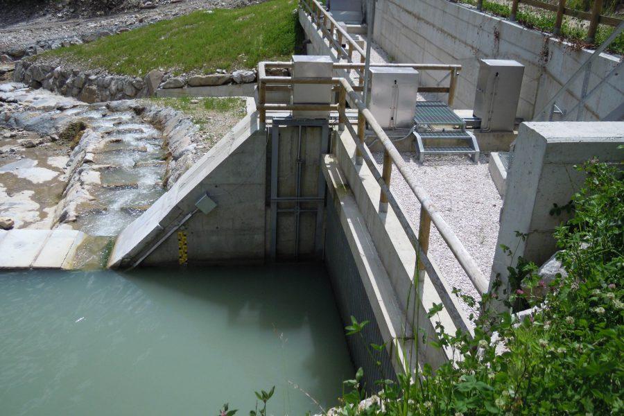 Wasserkraftwerk Rite Basso