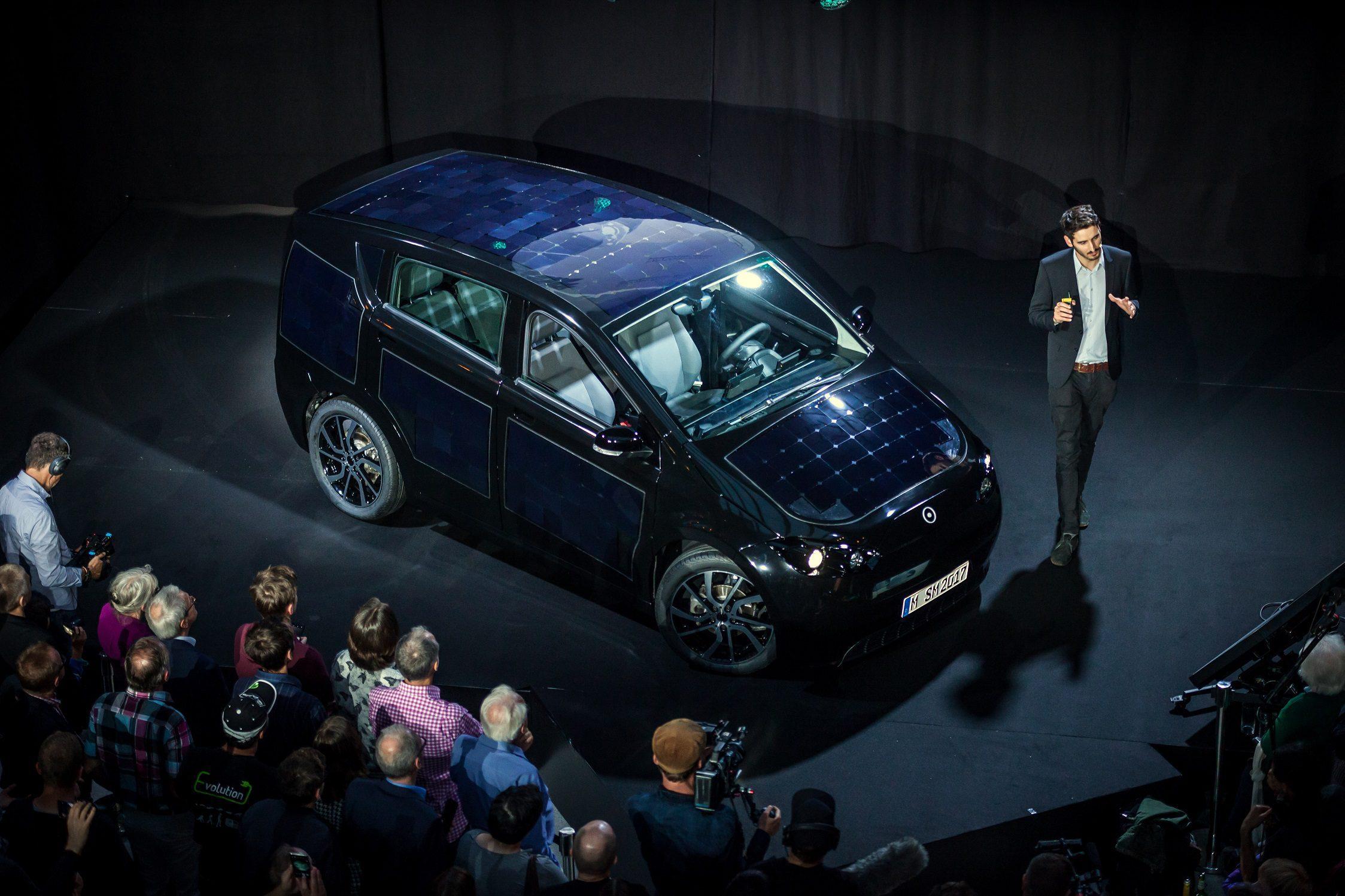 Der Sion Von Sono Motors: Eine Erfolgsgeschichte