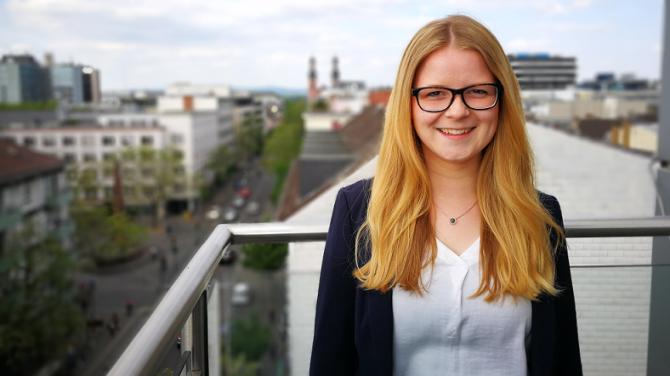 Lena Dasbach – Studentische Mitarbeiterin