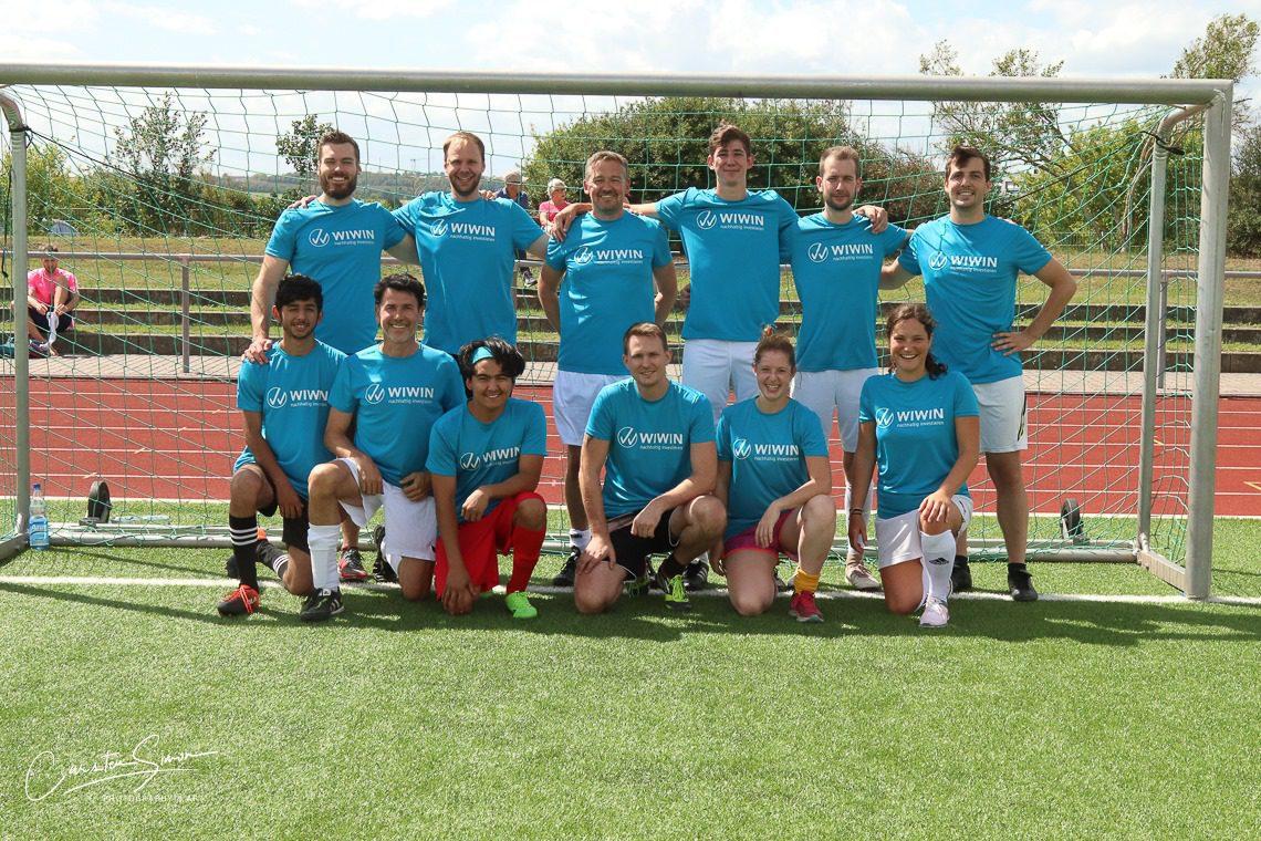 WIWIN-Team Kickt Bei Mainzer Benefizturnier