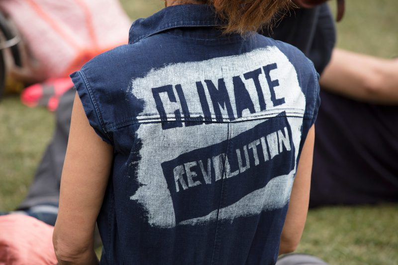 Extinction Rebellion: Die Letzte Hoffnung Ein Aufstand