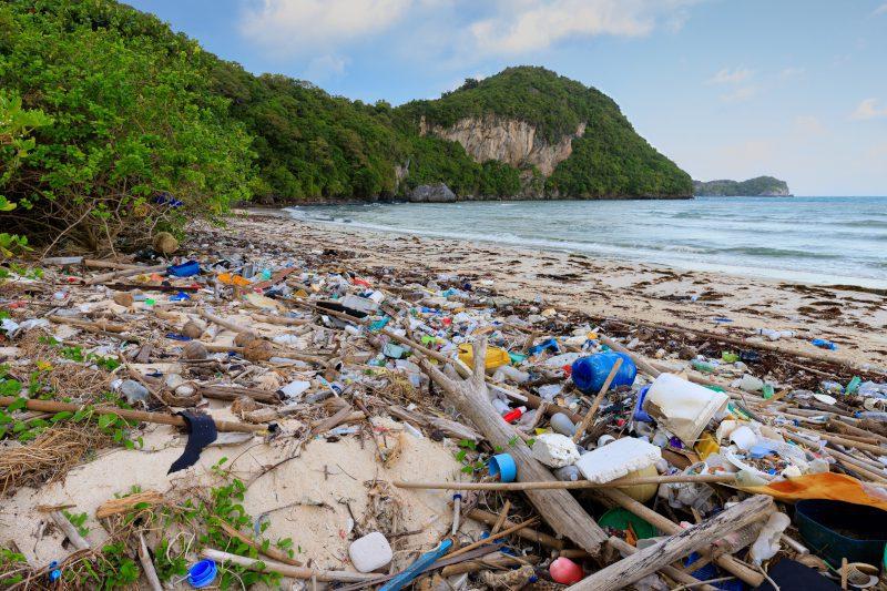 Plastik Heizt Dem Klima Ein