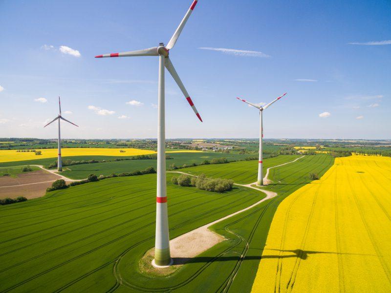 Zustimmung Für Windenergie Groß