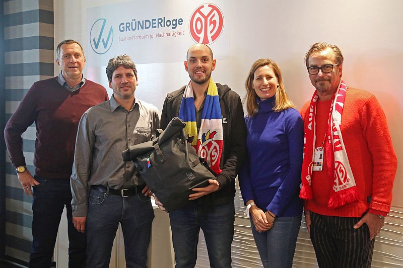 Got Bag Gewinnt Den Regionalen Spieltagswettbewerb Der GRÜNDERloge