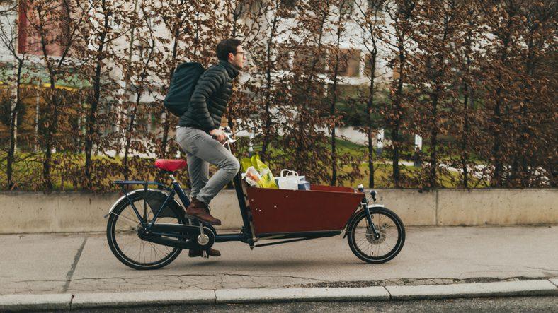 Eine Echte Alternative Zum Auto: Das Lastenrad – Im Gespräch Mit Einem Cargobike-Liebhaber