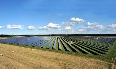 Wattner Solarkraftwerk Sülte 212