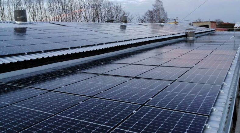 Enen Solar II Photovoltaik-Anlage