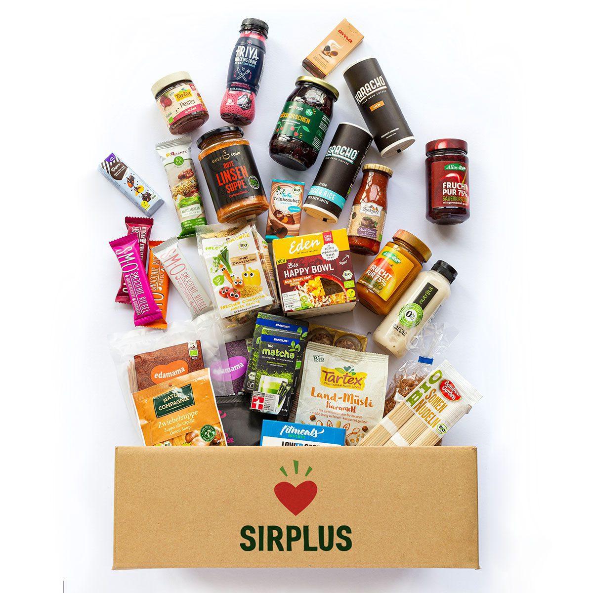 SIRPLUS Veggie-Box