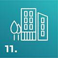 UN-Ziel 11: Städte und Siedlungen inklusiv, sicher, widerstandsfähig und nachhaltig gestalten