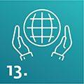 UN-Ziel 13: Maßnahmen zur Bekämpfung des Klimawandels