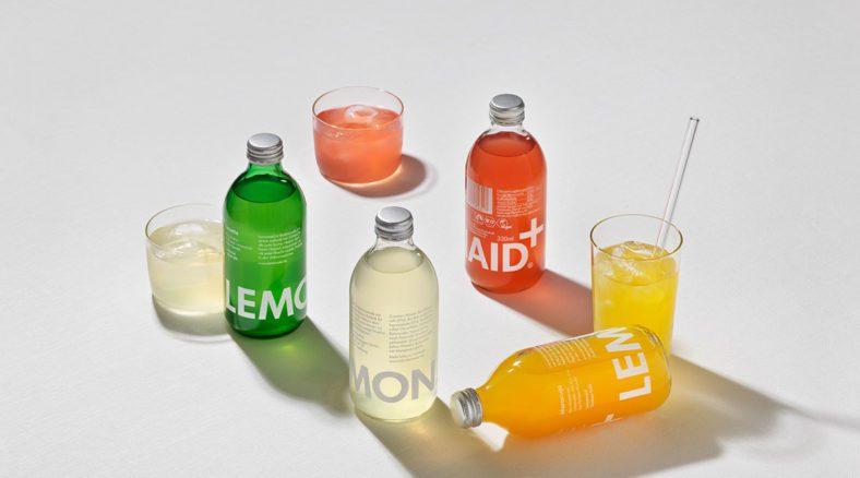 Lemonaid Produkt LIMONADEN