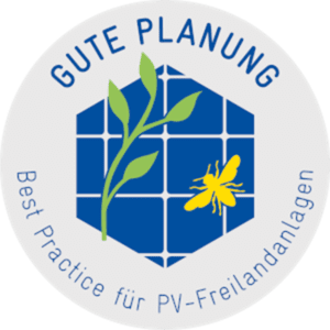 Logo Best Practice PV Freianlagen