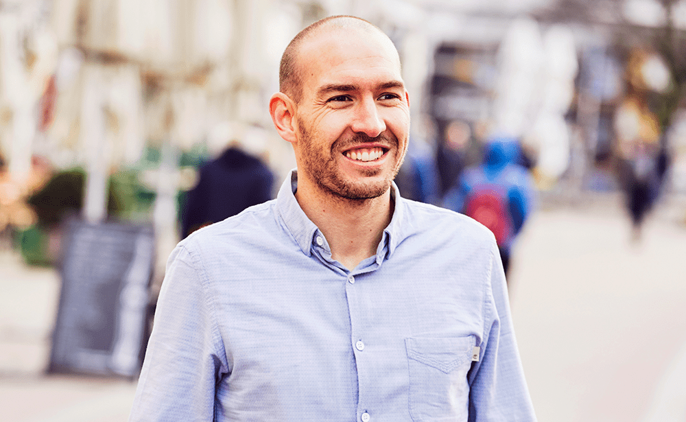 Michael Schweikart, Gründer Tomorrow